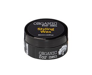 Styling Wax Coconut & Grapeseed Oil with Soybean Extract